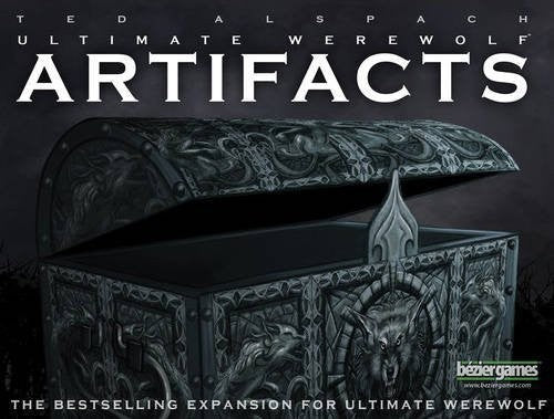 Ultimate Werewolf Artifacts 2 Edition