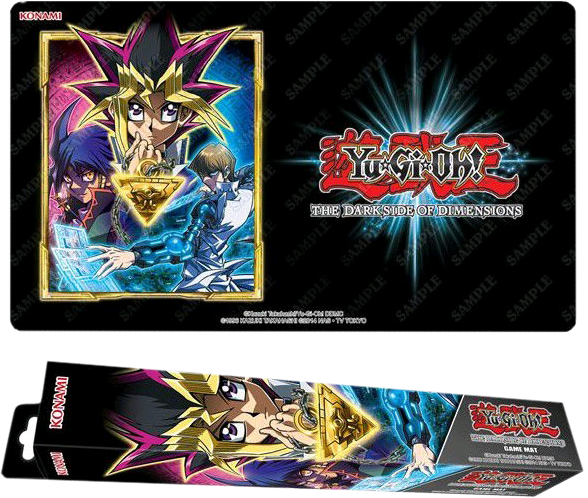 Yu-Gi-Oh! The Darkside of DImensions Playmat