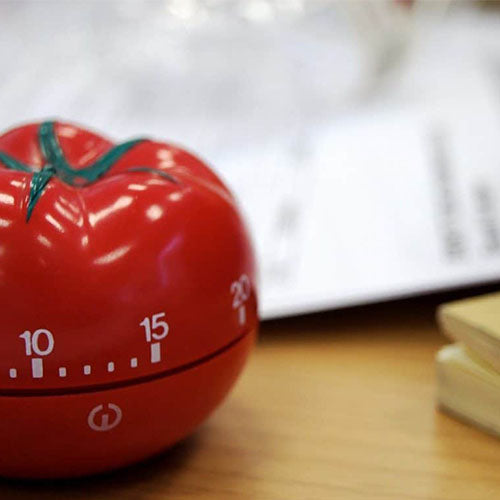 Pomodoro Technique: The Most Efficient Program