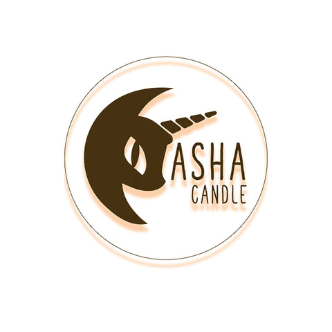 Asha Candle | FeelHeal.me