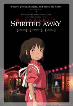 Ruhların Kaçışı (Spirited Away) FeelHeal.me Blog