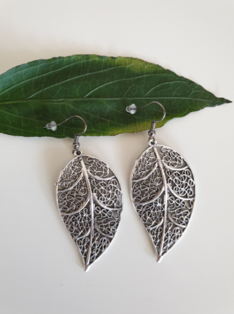 Leaf Earrings | FeelHeal.me