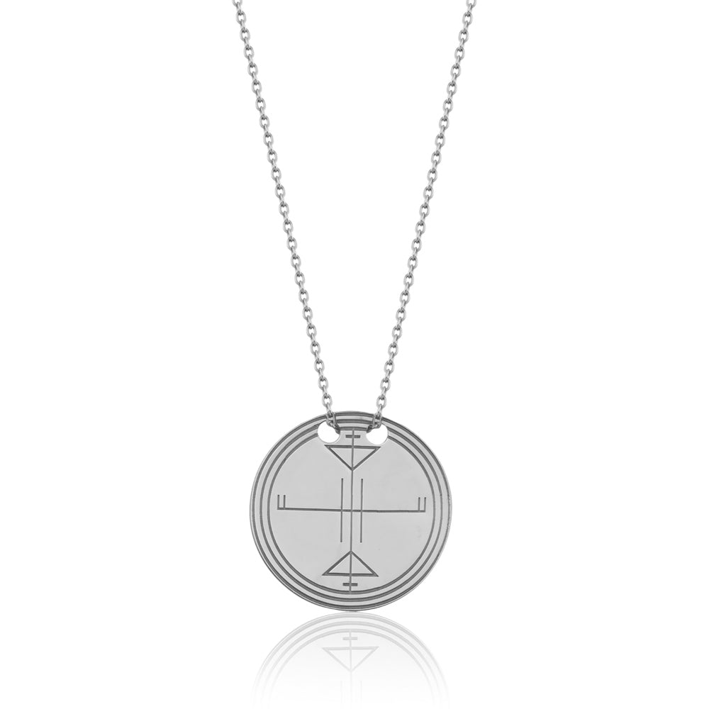 Tengri 1 Circle Necklace | FeelHeal.me