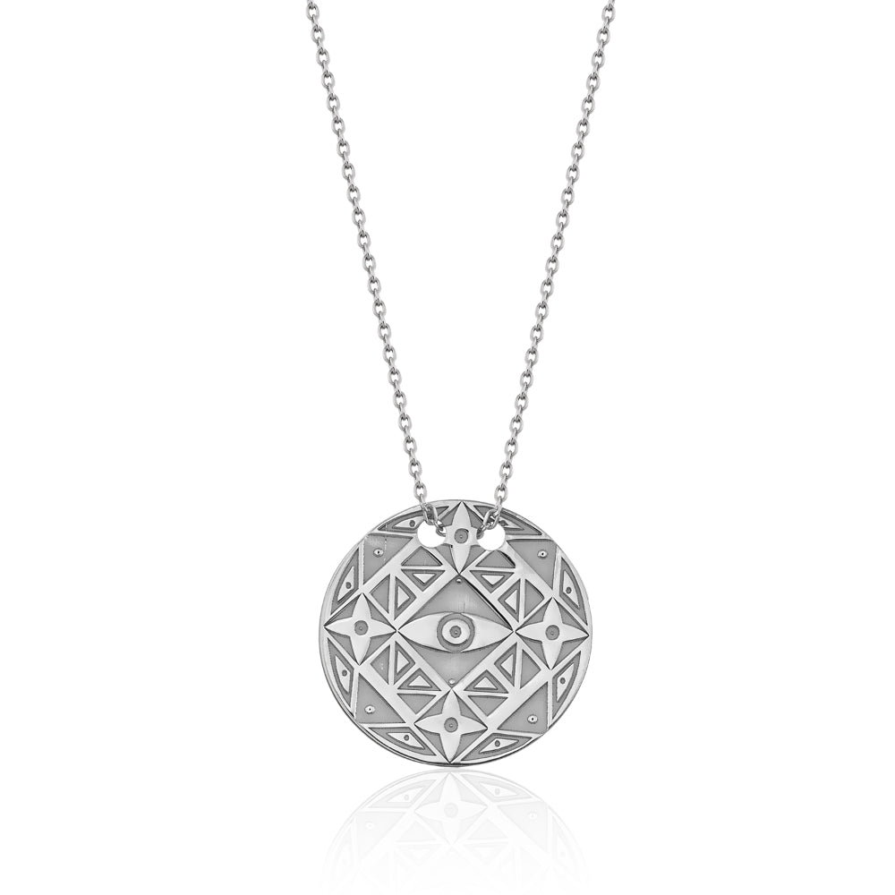 Visions Circle Necklace | FeelHeal.me