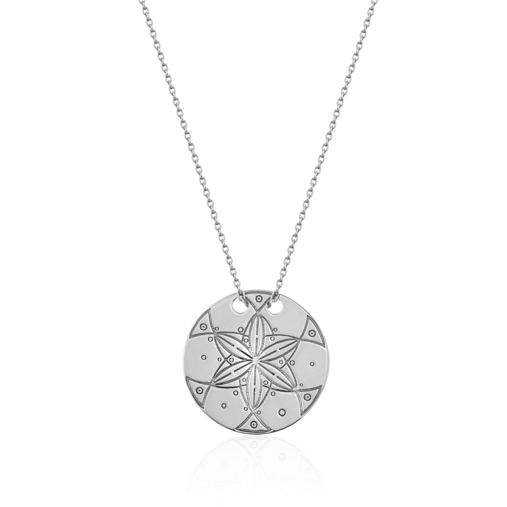Dreamer Circle Necklace  | FeelHeal.me