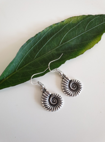 Sea Shell Earrings | FeelHeal.me