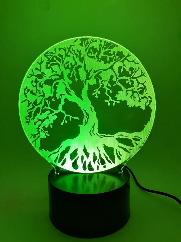 3D Lamp Tree of Life | FeelHeal.me