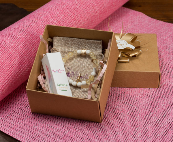 4th KEY WOMEN GIFT BOX | FeelHeal.me