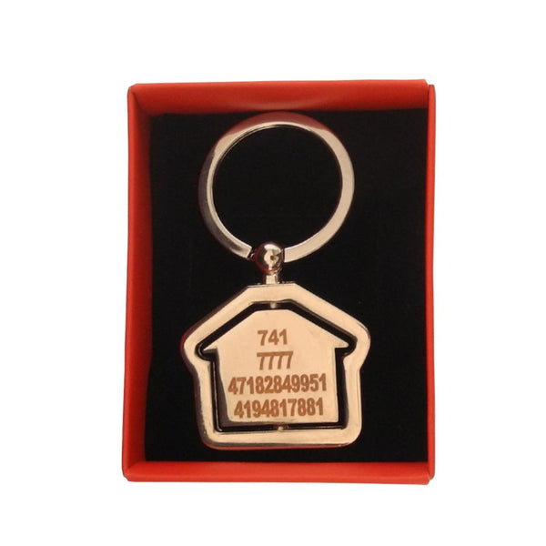 Home Ownership Keychain | FeelHeal.me
