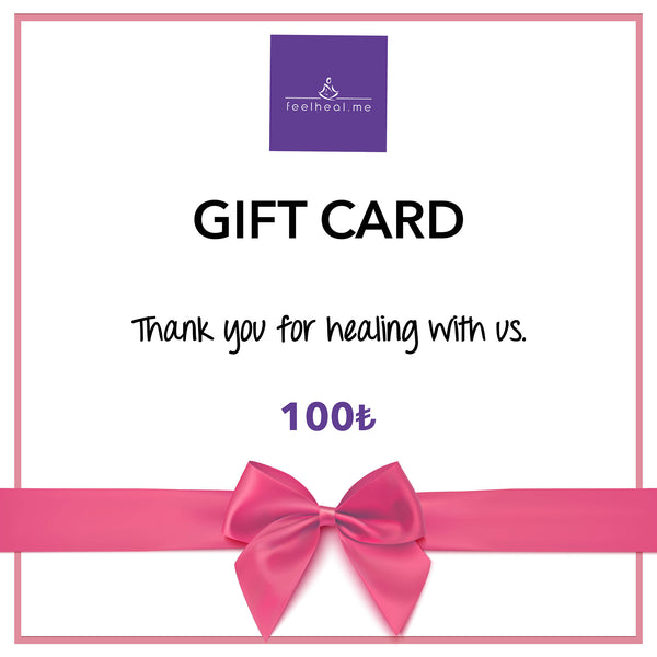 100 TRY Gift Card | FeelHeal.me