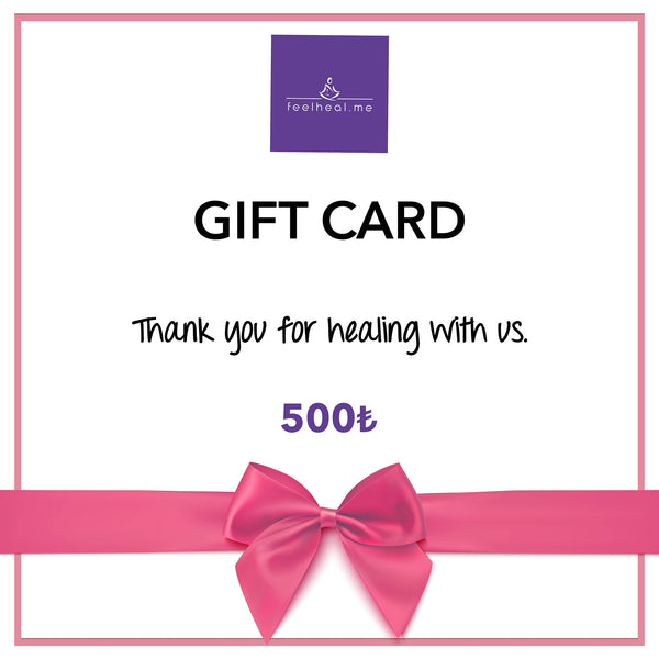 500 TRY Gift Card | FeelHeal.me
