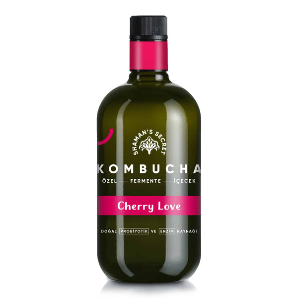 Cherry Love Kombucha- 750ml