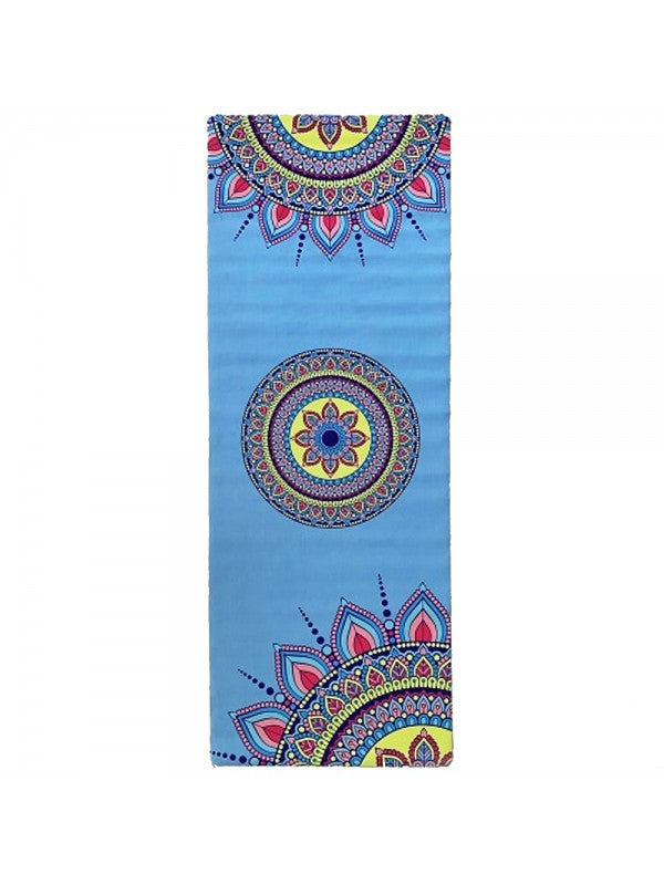 Yoga Mat Blue | FeelHeal.me