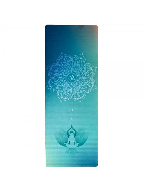 Yoga Mat Green | FeelHeal.me