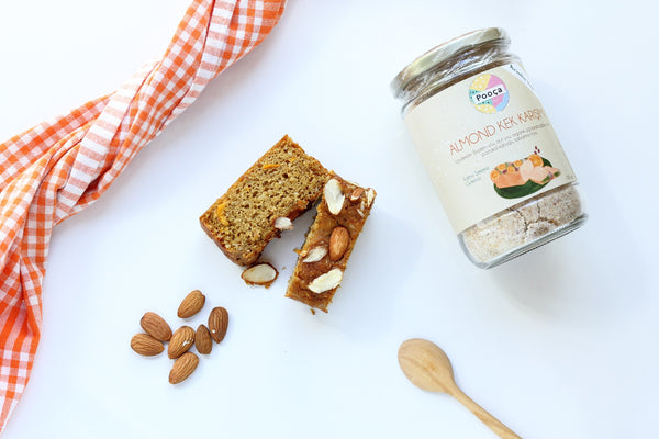 ALMOND CAKE POWDER (Gluten and Sugar Free)
