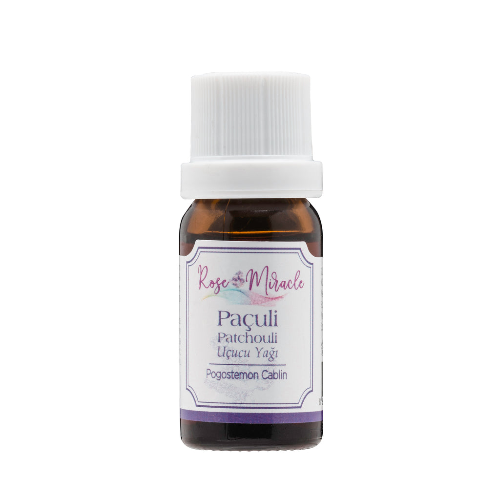 Rose Miracle Patchouli Essential Oil 10 ml | FeelHeal.me