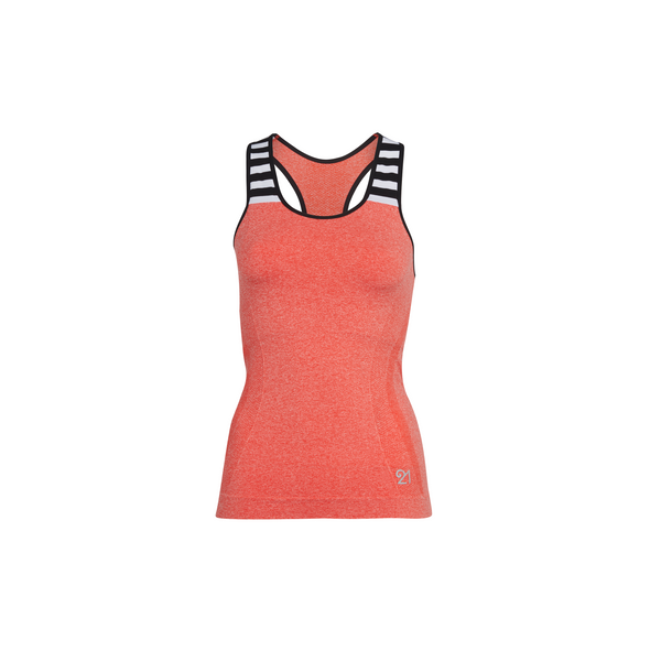 Tight Sports Tank Orange | FeelHeal.me