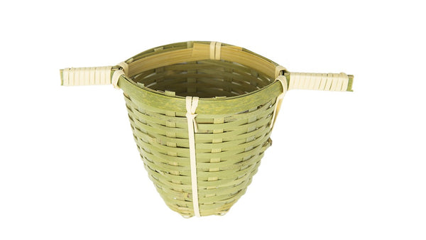 Bamboo Strainer (DOUBLE HANDLE) | FeelHeal.me