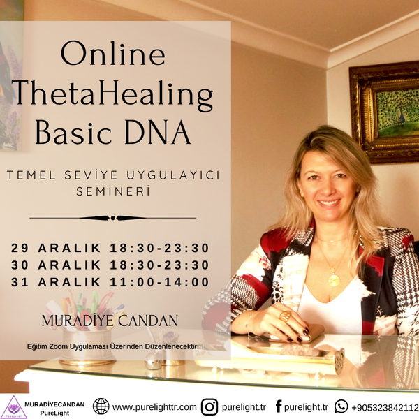 ThetaHealing Basic DNA Practitioner Seminar | FeelHeal.me