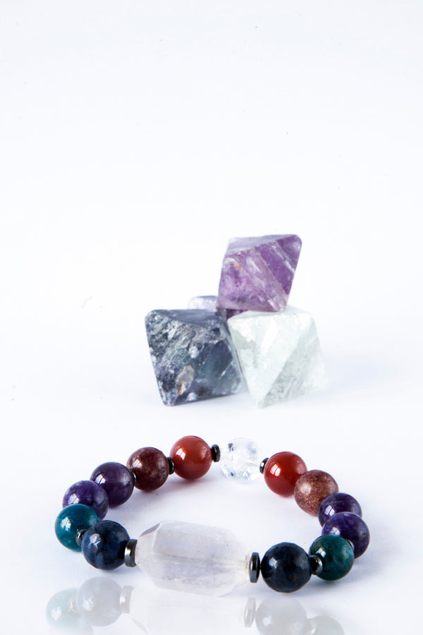 SACRED SET OF 7 BRACELET | FeelHeal.me