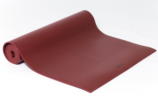 PRO Series Eco-friendly Yoga Mat- WINE RED | FeelHeal.me
