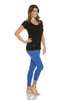 Leggings Indigo Blue | FeelHeal.me