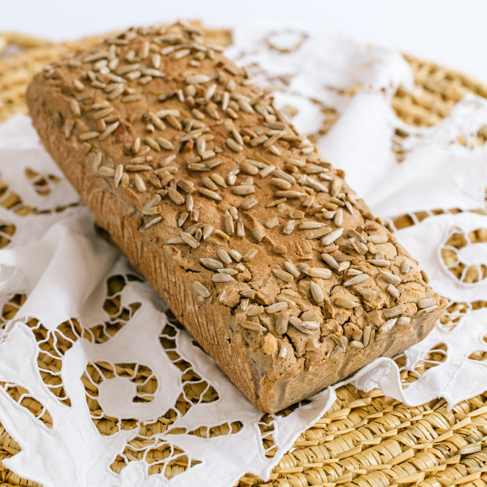 BUCKWHEAT BATON BREAD SUNFLOWER SEED GLUTEN-FREE