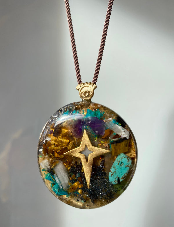 Shine Star Orgonite | FeelHeal.me