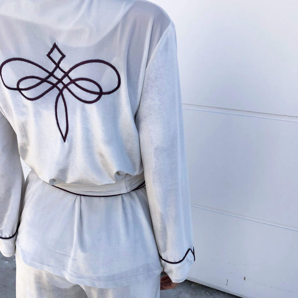 Infinity Kimono and Pants Set | FeelHeal.me
