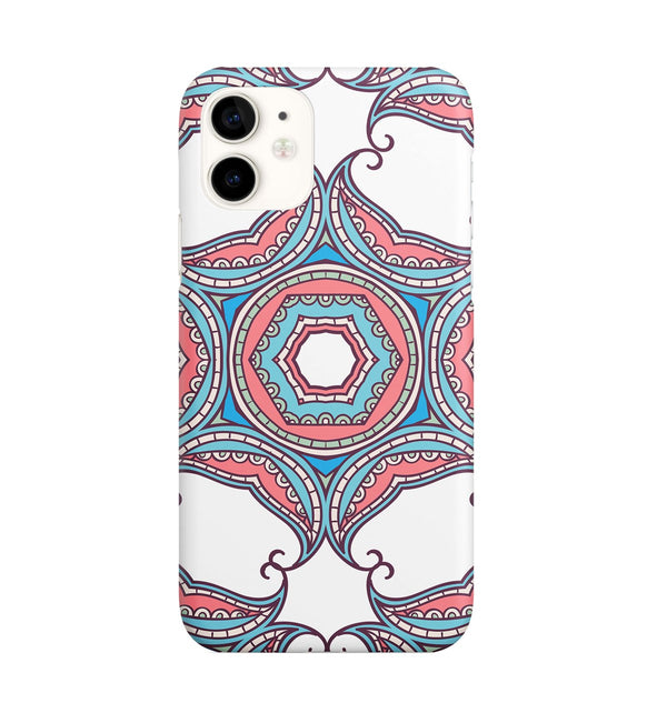 iPhone 11 Ethnic Mandala Pattern Phone Case | FeelHeal.me
