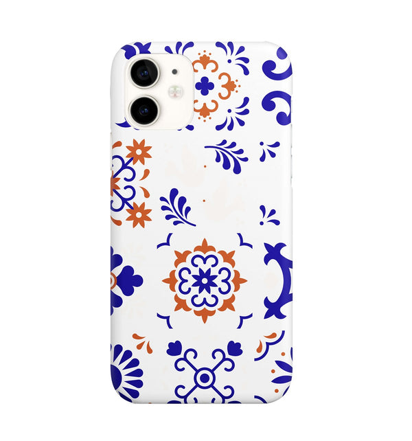 iPhone 11 Mandala Ethnic Pattern Phone Case | FeelHeal.me
