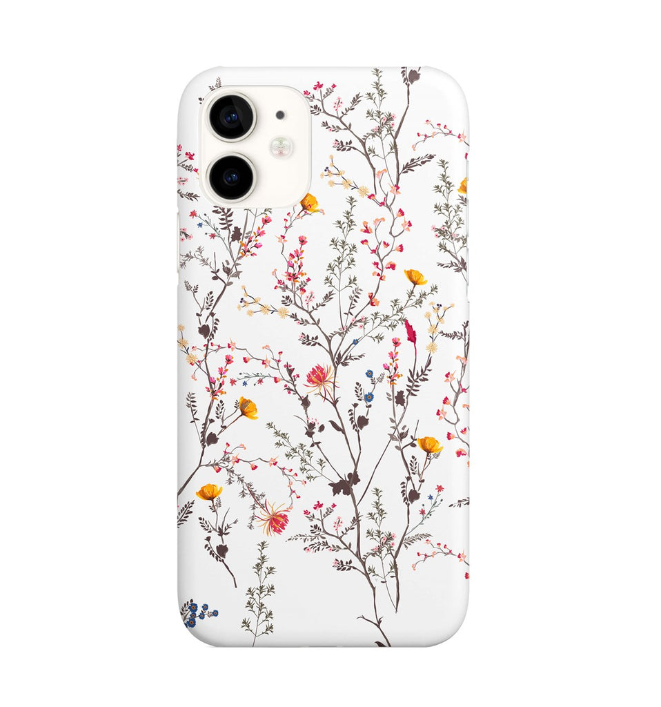 iPhone 11 Abstract Ethnic Floral Phone Case | FeelHeal.me