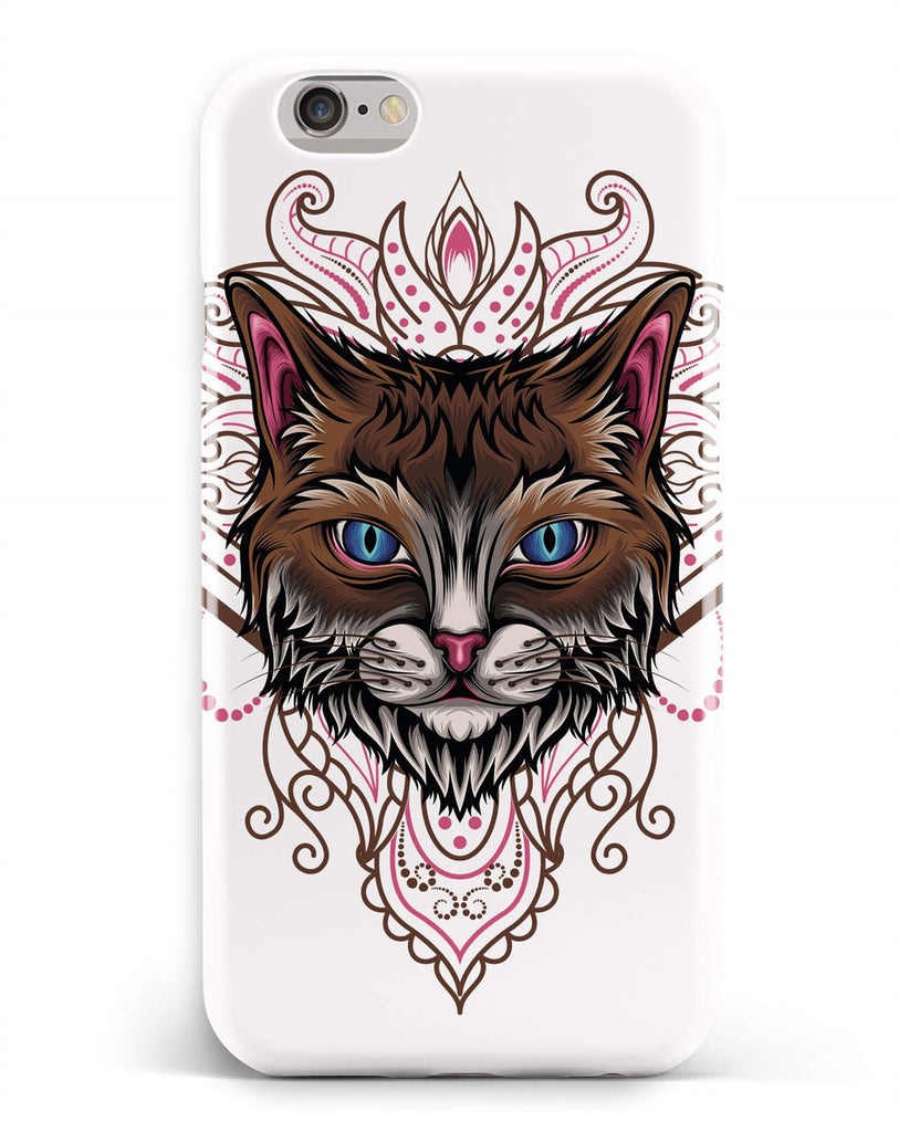 iPhone 6-6s Plus Ethnic Cat Pattern Phone Case | FeelHeal.me