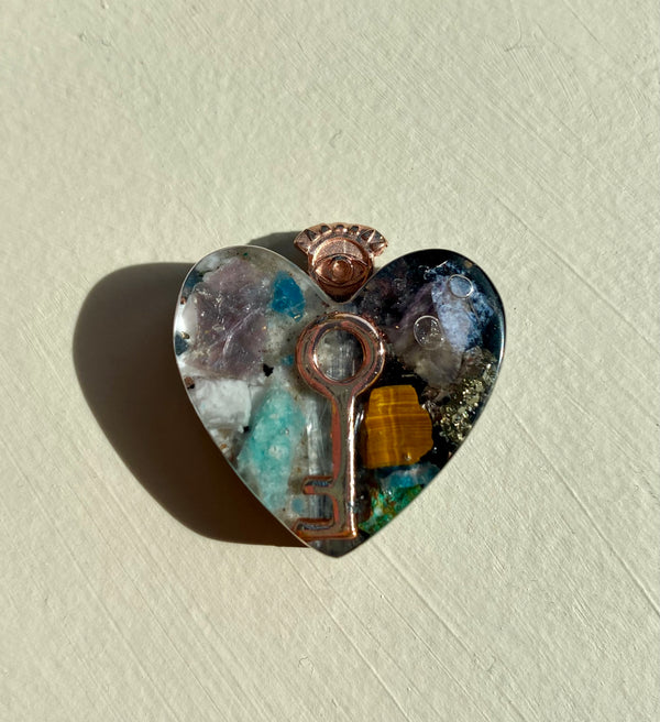 Key Orgonite | FeelHeal.me