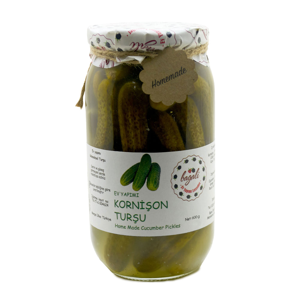 Gherkin Pickles | FeelHeal.me