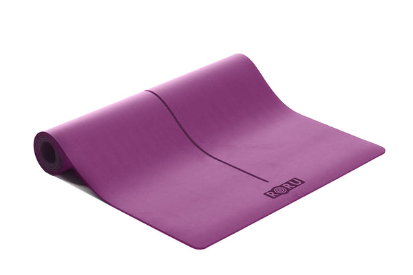 Sun Series Professional Mat - DARK PURPLE | FeelHeal.me
