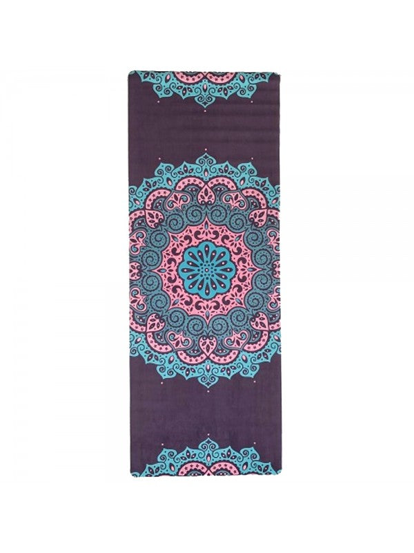 Yoga Mat Purple | FeelHeal.me