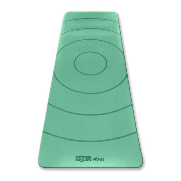 Sun Series Vibes Green Yoga Mat 2.5MM - Pre Order | FeelHeal.me