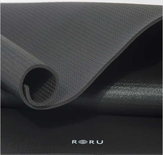 PRO Series Eco-friendly Yoga Mat- BLACK | FeelHeal.me