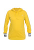 Hoodie Sweatshirt Yellow | FeelHeal.me