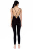 Catsuit Black Jumpsuit | FeelHeal.me