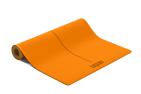 Sun Series Professional Mat - ORANGE | FeelHeal.me