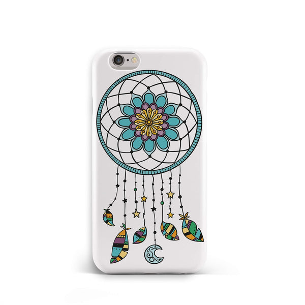 iPhone 6-6s Ethnic Blue Ring Phone Case | FeelHeal.me