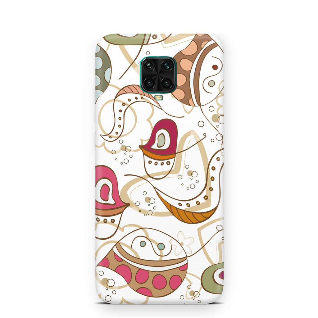 Xiaomi Redmi Note9s-9Pro Ethnic Shapes Phone Case | FeelHeal.me