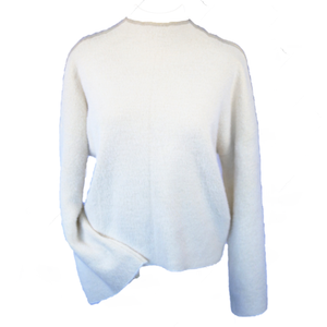 Fluffy, Cashmere Knit Sweater