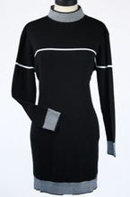 Load image into Gallery viewer, Knitted Shift Dress