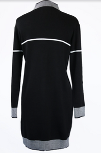 Knitted Shift Dress