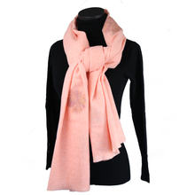 Load image into Gallery viewer, Soft Coral Pashmina