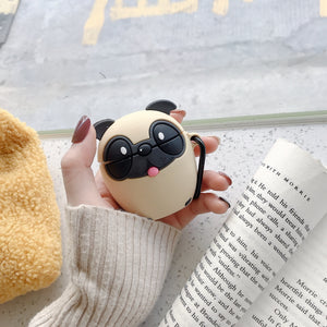 Cute Pug Puppy Airpods Case