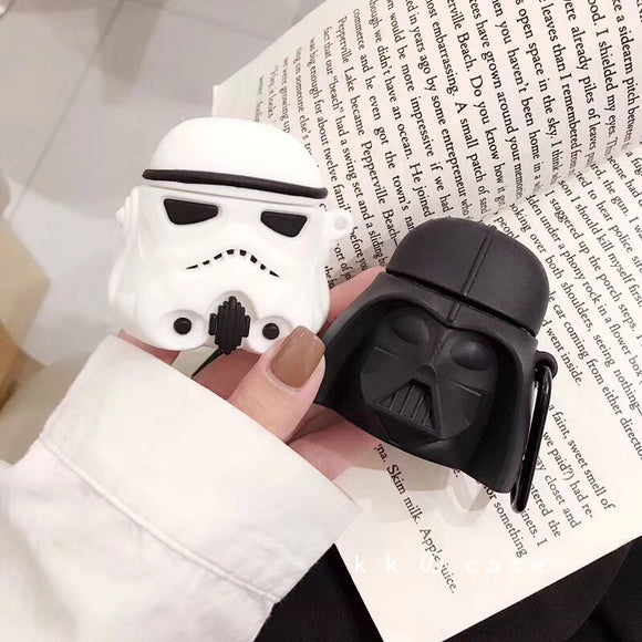 Star Wars Stormtrooper Darth Vader Airpods Case